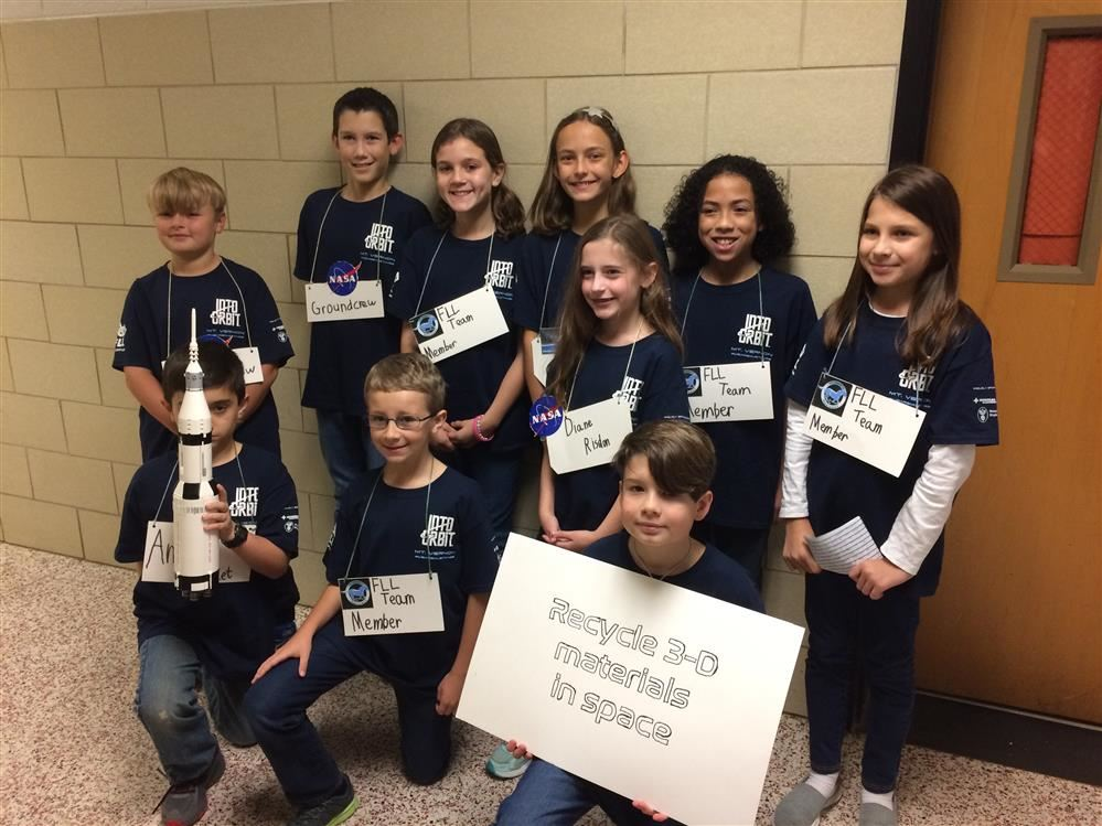 First Lego League is going to States!