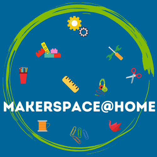 Makerspace @ Home Logo