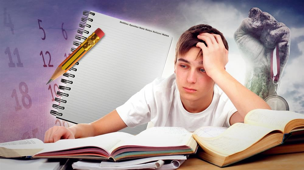 How Can I Stay Motivated and Finish my School Work?