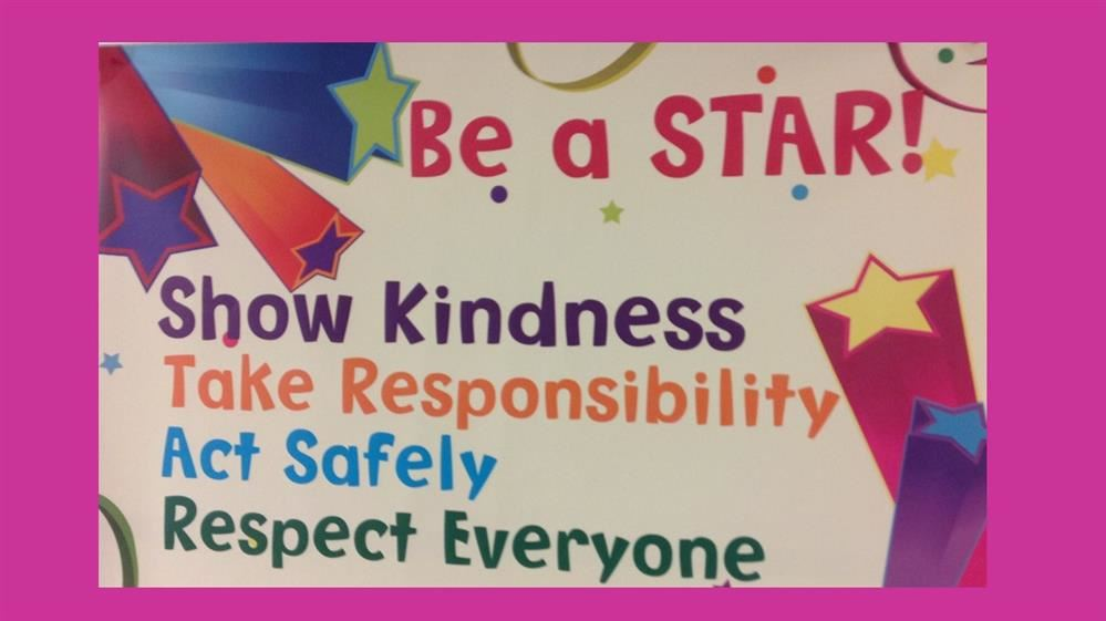 Picture of Waller Mill STAR Behavior Banner