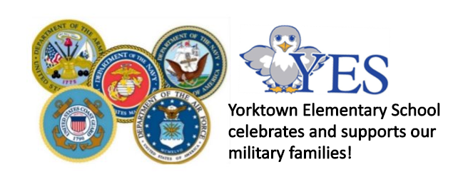 Yorktown Elementary Military Family Support